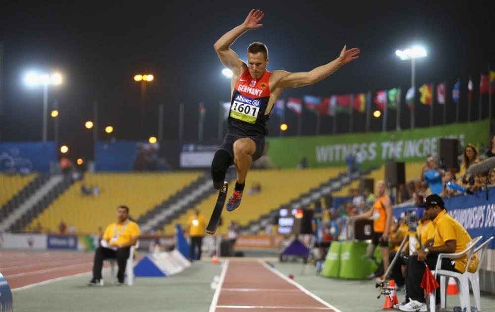 Juegos paralimpicos Rio 2016 (Foto: Getty Images/Francois Nel)